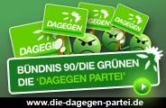 Bündnis 90/Die Grünen: Die Dagegen-Partei