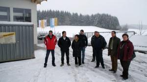 Peter Hauk MdL besucht Firma Genzwürker