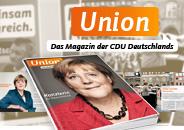 Union Magazin - Das Mitgliedermagazin der CDU
